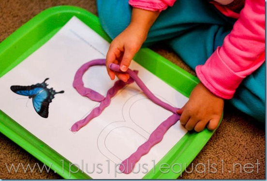 Home Preschool Letter B -8240