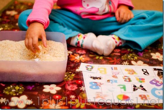 Home Preschool Letter B -8248
