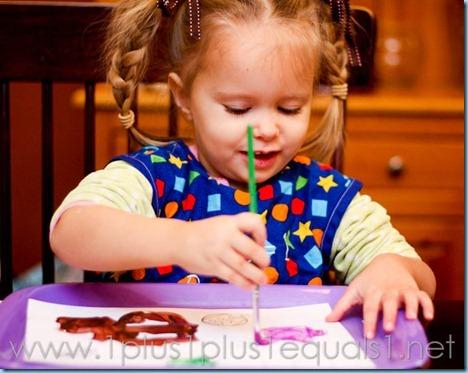 Home Preschool Letter B -8303
