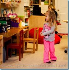 Home Preschool Letter B -8451