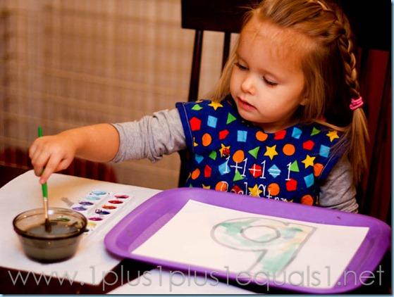 Home Preschool Letter B -8469