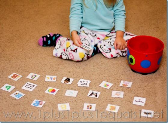 Home Preschool Letter B -8472