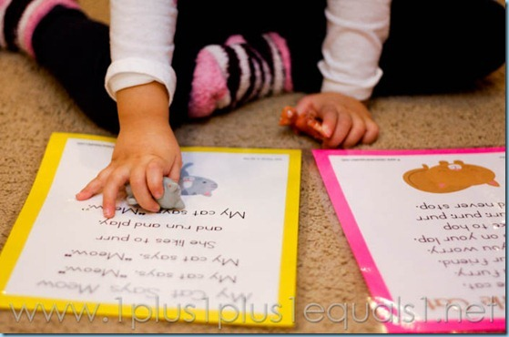 Home Preschool Letter C -8671