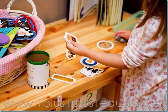 Home Preschool Letter C -9212