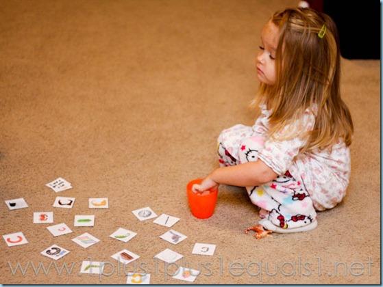 Home Preschool Letter C -9217