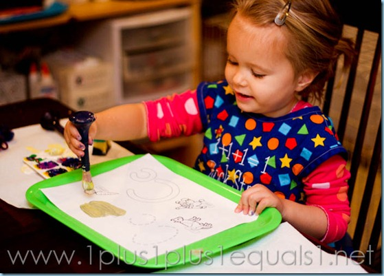 Home Preschool Letter C -9234