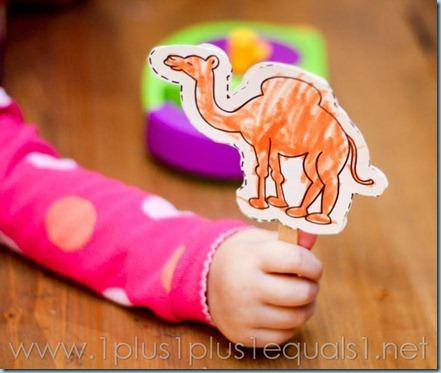 Home Preschool letter C -8742