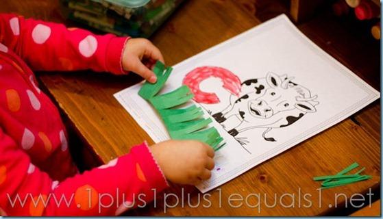 Home Preschool letter C -8749