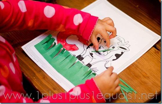 Home Preschool letter C -8750