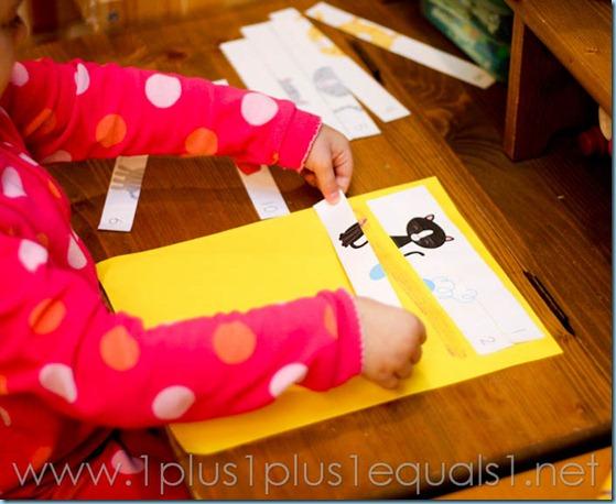 Home Preschool letter C -8754
