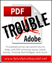 Troubleshooting Tips for PDF Printing