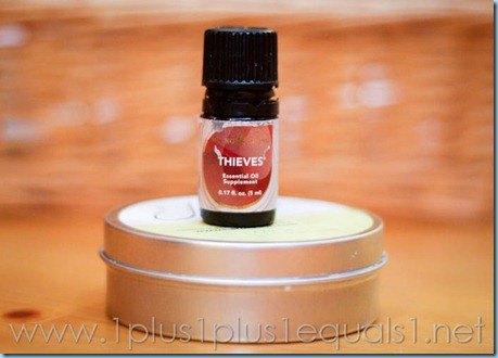 Young Living Essential Oils Thieves for Sickness Prevention