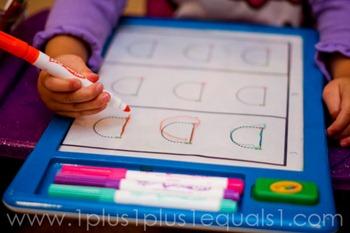 Home Preschool Letter Dd -1008