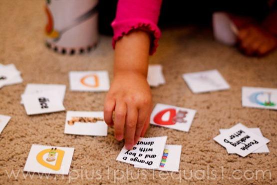 Home Preschool Letter Dd -1042
