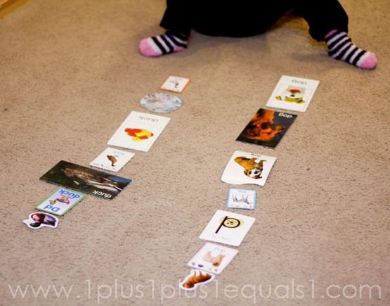 Home Preschool Letter Dd -1044