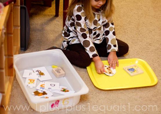 Home Preschool Letter Dd -9748