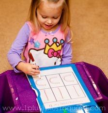 Home Preschool Letter Dd -9750