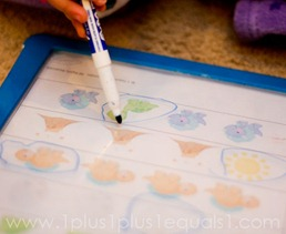 Home Preschool Letter Dd -9755