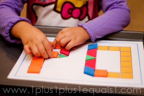 Home Preschool Letter Dd -9765