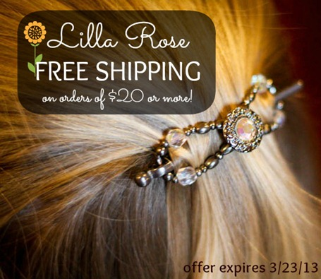 Lilla Rose Spring Sale