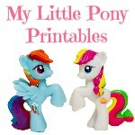 My Little Pony Printables[5]