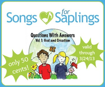 Songs for Saplings promo