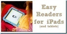 iPad-Easy-Readers