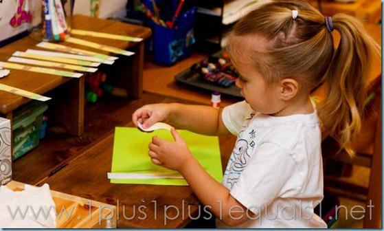 Easter Homeschool Activities -2011