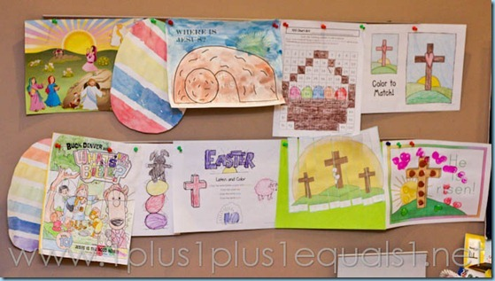 Easter Homeschool Activities -2083