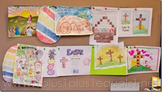 Easter Homeschool Activities -2083