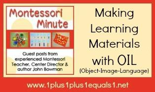Montessori Minute OIL