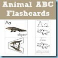 Animal-ABC-Flashcards