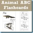 Animal-ABC-Flashcards