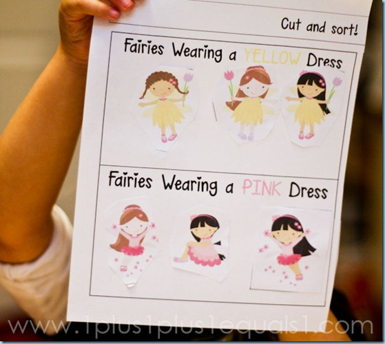 Home Preschool Letter F-1545