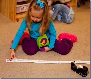 Home Preschool Letter Ff -1606