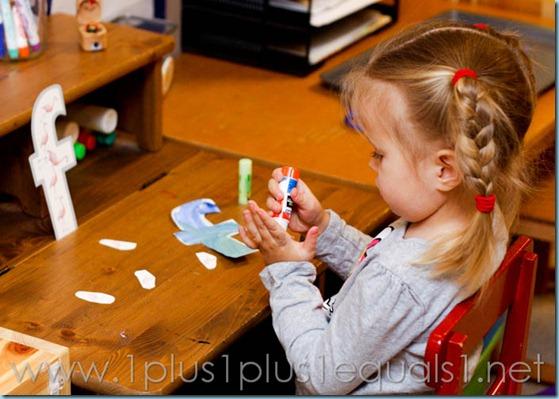 Home Preschool Letter Ff -2067