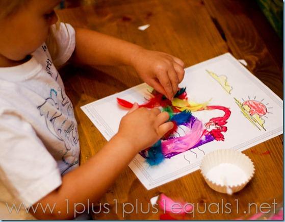 Home Preschool Letter Gg -2751