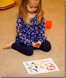Home Preschool Letter Gg -2772