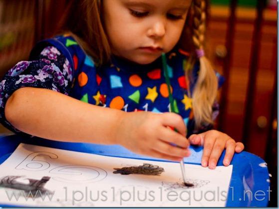 Home Preschool Letter Gg -2792
