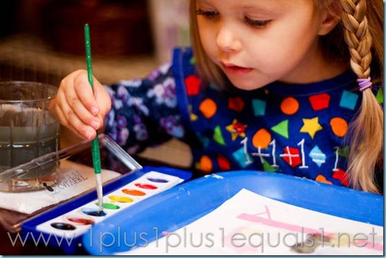 Home Preschool Letter Gg -2799