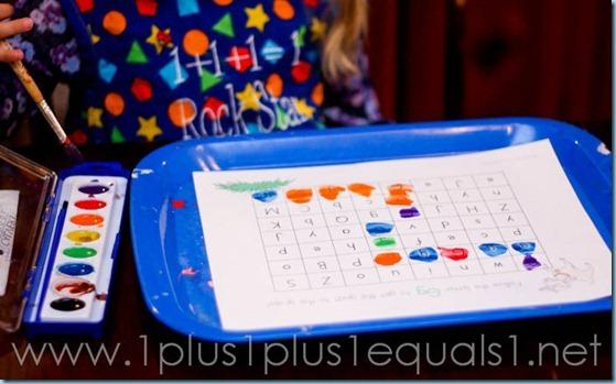 Home Preschool Letter Gg -2808