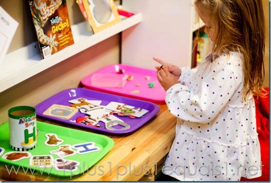 Home Preschool Letter Hh -3011