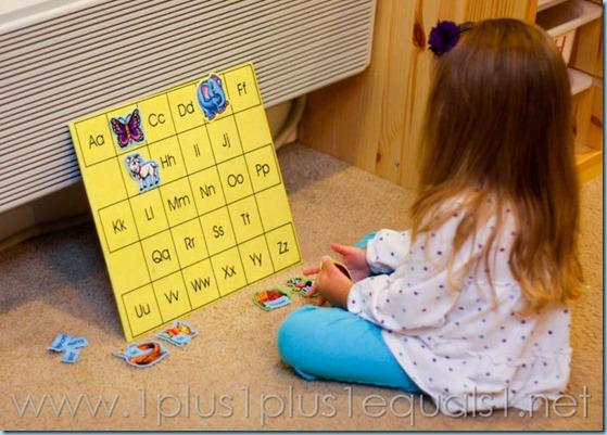 Home Preschool Letter Hh -3024
