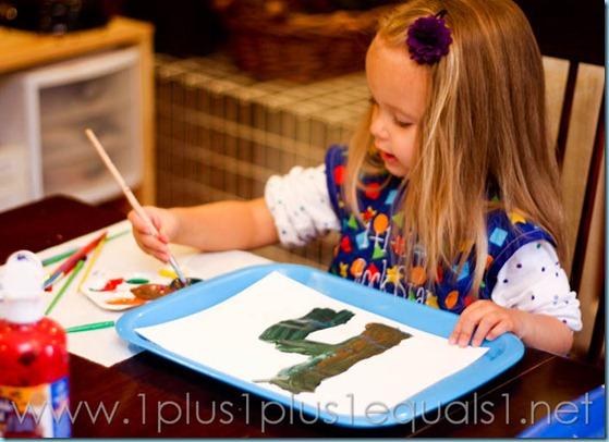 Home Preschool Letter Hh -3059