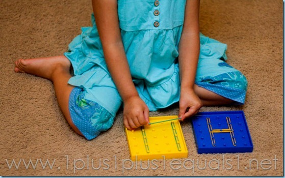 Home Preschool Letter Hh -3124