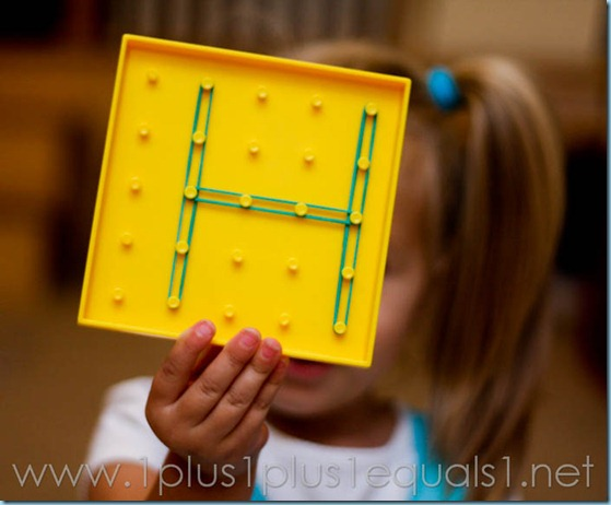 Home Preschool Letter Hh -3125
