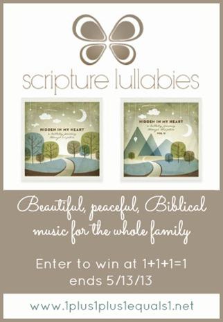 Scripture Lullabies