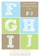 Theme Printables F through J[5]
