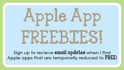 Apple App Freebies