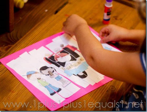 Home Preschool Letter Ii -3544